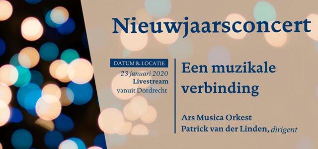 Ars Musica vanuit de Wilhelminakerk
