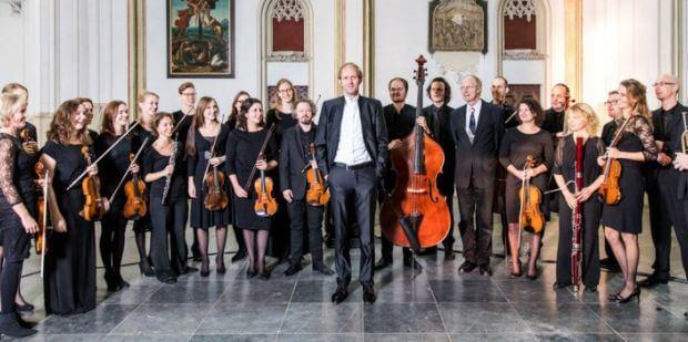 Chloë Elsenaar met Ars Musica in de st. Joriskerk te Amersfoort