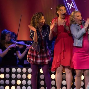 Amateur Musical Award uitreiking in Carré